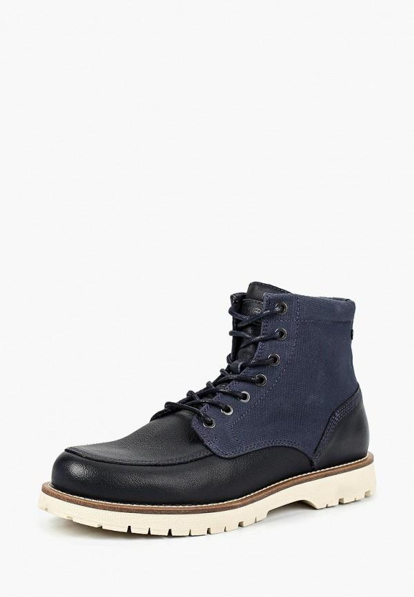 Купить Ботинки Jack & Jones, JA391AMBZTE3, синий, Осень-зима 2018/2019