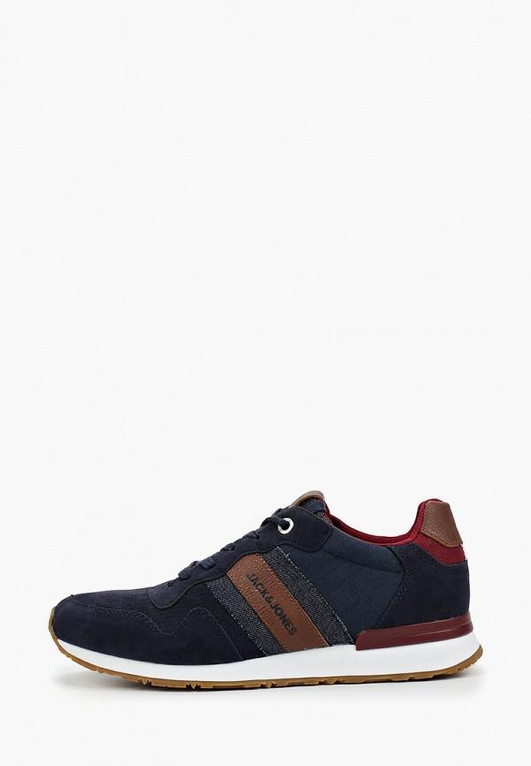 мужские кроссовки jack & jones, синие