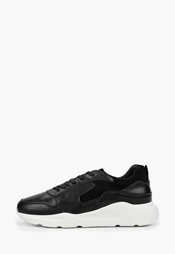 мужские кроссовки jack & jones, черные