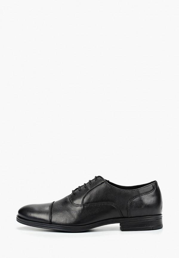 мужские туфли jack & jones, черные