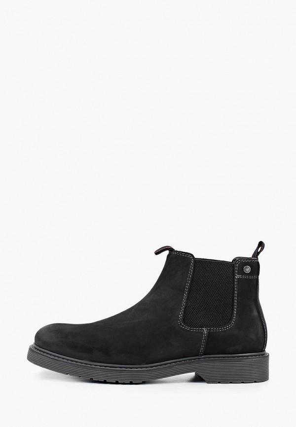мужские ботинки jack & jones, черные