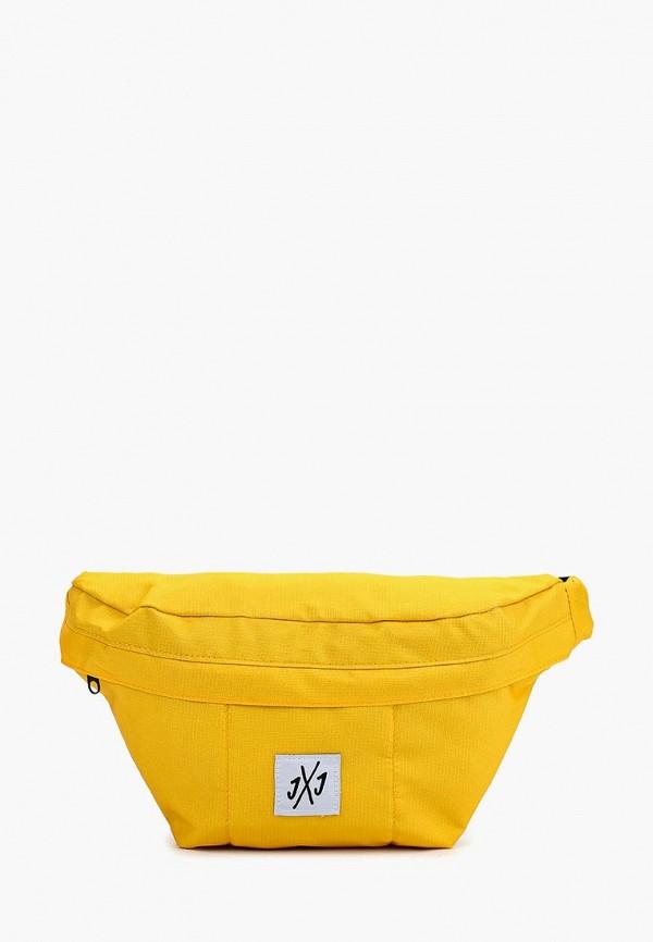Купить Сумка поясная Jack & Jones, ja391bmeiwq9, желтый, Весна-лето 2019