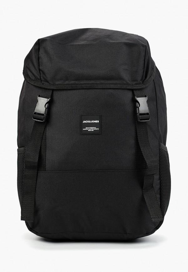 мужской рюкзак jack & jones, черный