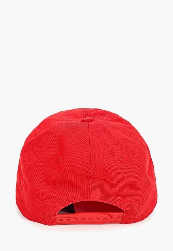 Фото 2 - Бейсболка Jack & Jones красного цвета