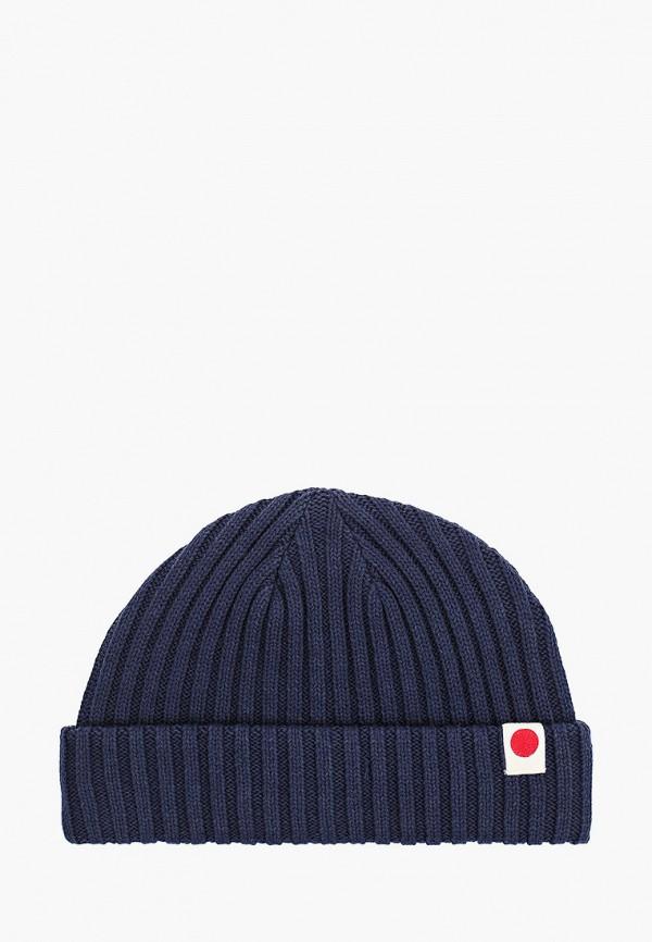 мужская шапка jack & jones, синяя