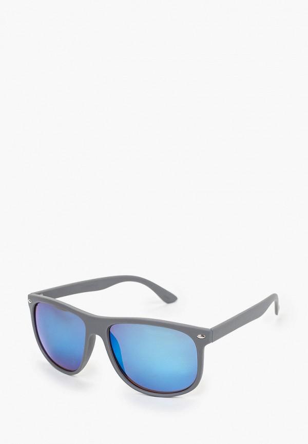 мужские солнцезащитные очки jack & jones, синие
