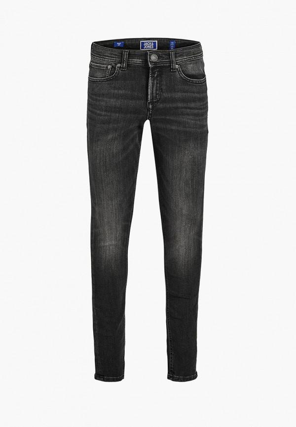 джинсы jack & jones для мальчика, черные