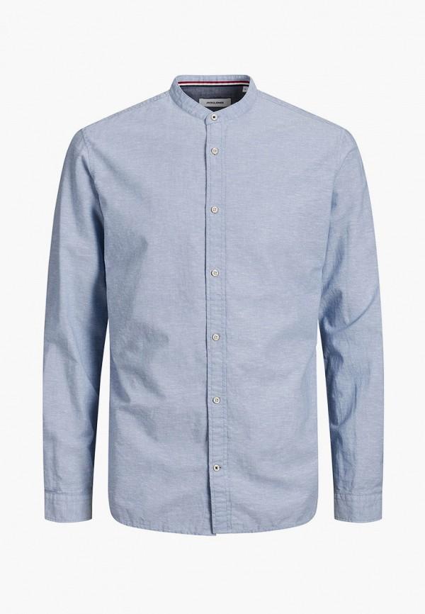 рубашка jack & jones для мальчика, голубая