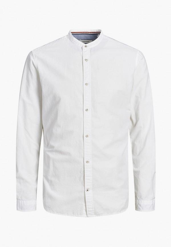 рубашка jack & jones для мальчика, белая