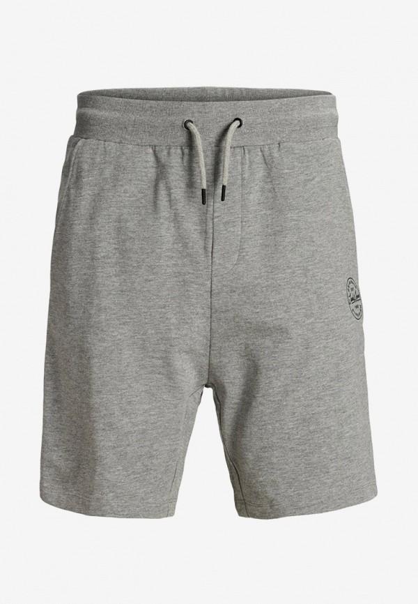 шорты jack & jones для мальчика, серые