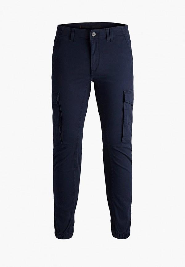 брюки jack & jones для мальчика, синие