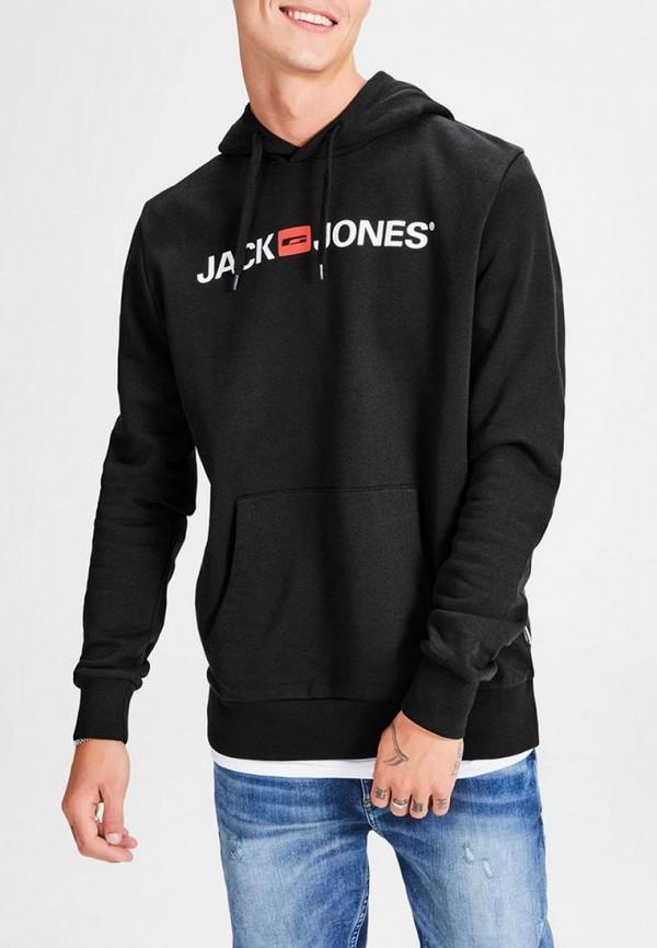 Худи Jack & Jones Jack & Jones JA391EMBZLP2 худи print bar skull gang