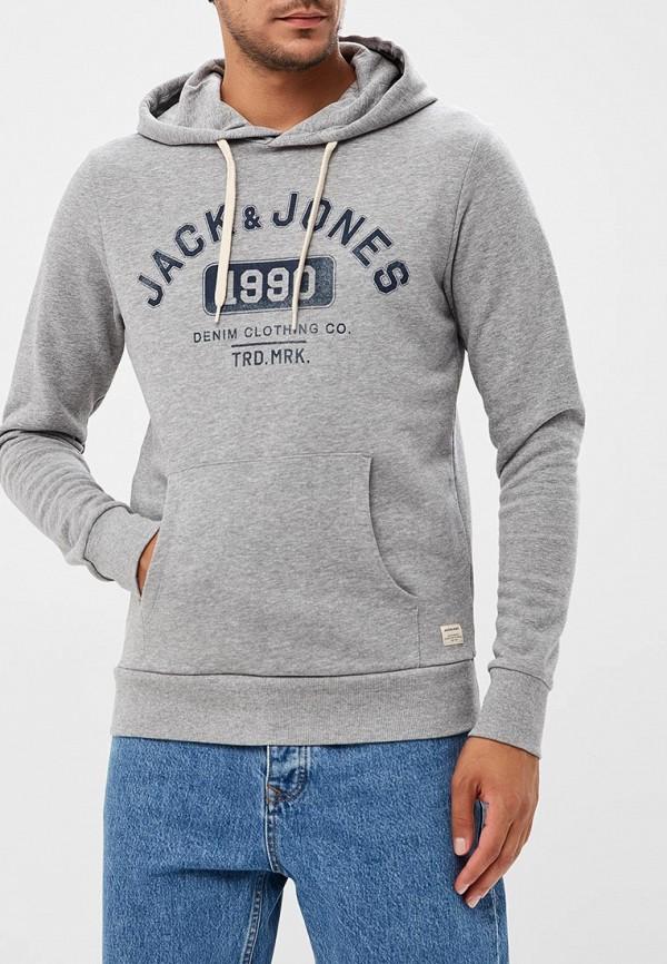 Худи Jack & Jones Jack & Jones JA391EMBZLP5 худи print bar cs go asiimov black