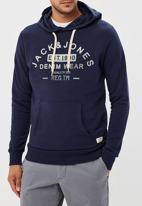 Худи Jack & Jones Jack & Jones JA391EMBZLP6 худи print bar cs go asiimov black