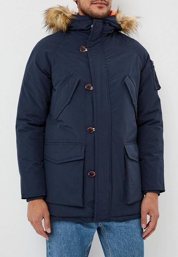 Купить Куртка утепленная Jack & Jones, ja391embzmc8, синий, Осень-зима 2018/2019