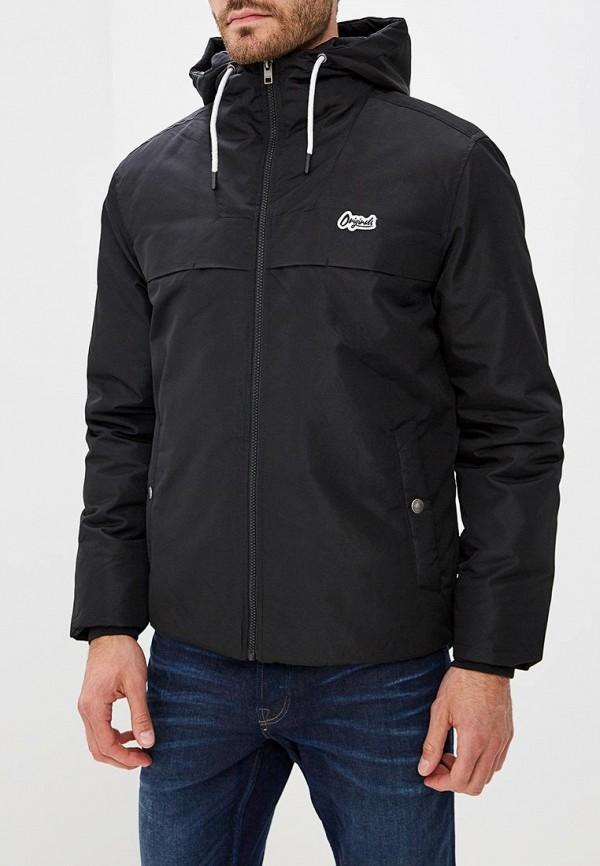 Купить Куртка утепленная Jack & Jones, ja391embzmd4, черный, Осень-зима 2018/2019