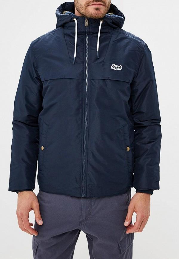 Купить Куртка утепленная Jack & Jones, ja391embzmd6, синий, Осень-зима 2018/2019