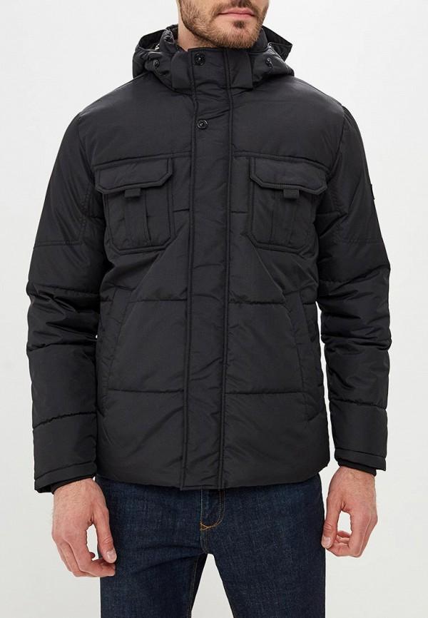 Купить Куртка утепленная Jack & Jones, JA391EMBZME3, черный, Осень-зима 2018/2019