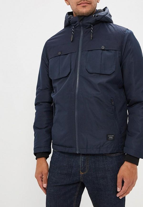 Купить Куртка утепленная Jack & Jones, JA391EMBZMF0, синий, Осень-зима 2018/2019