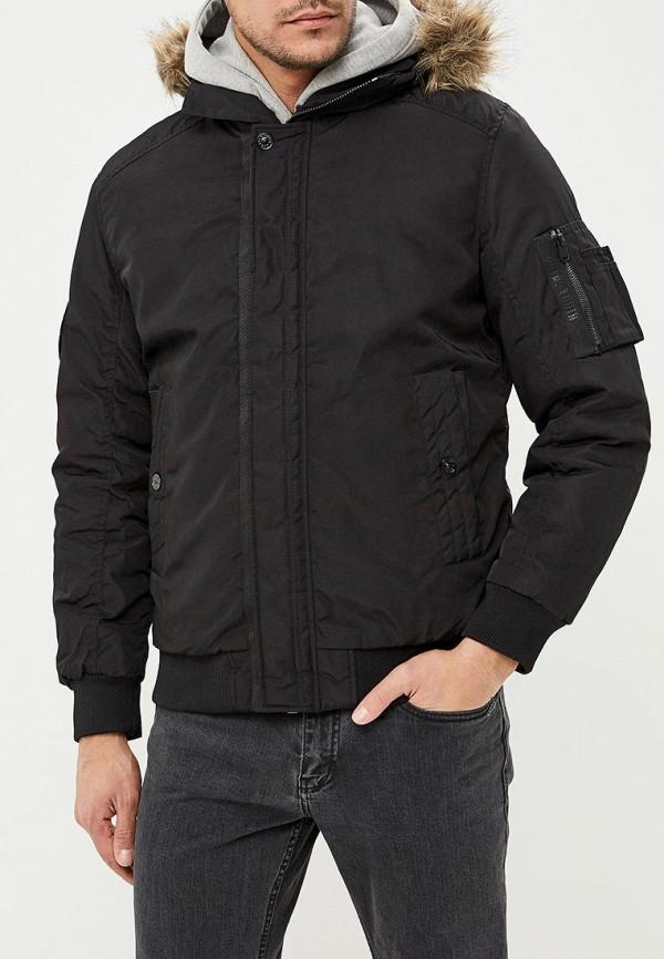 Купить Куртка утепленная Jack & Jones, ja391embzmf1, черный, Осень-зима 2018/2019