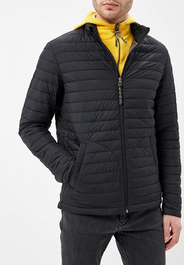 Куртка утепленная Jack & Jones, ja391embzmg8, черный, Осень-зима 2018/2019  - купить со скидкой