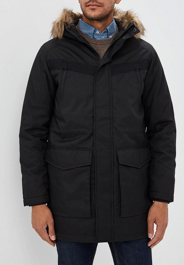 Купить Куртка утепленная Jack & Jones, JA391EMBZMI0, черный, Осень-зима 2018/2019