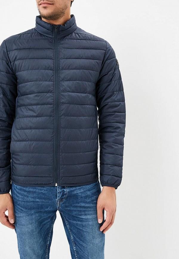 Купить Куртка утепленная Jack & Jones, ja391embzmi9, синий, Осень-зима 2018/2019