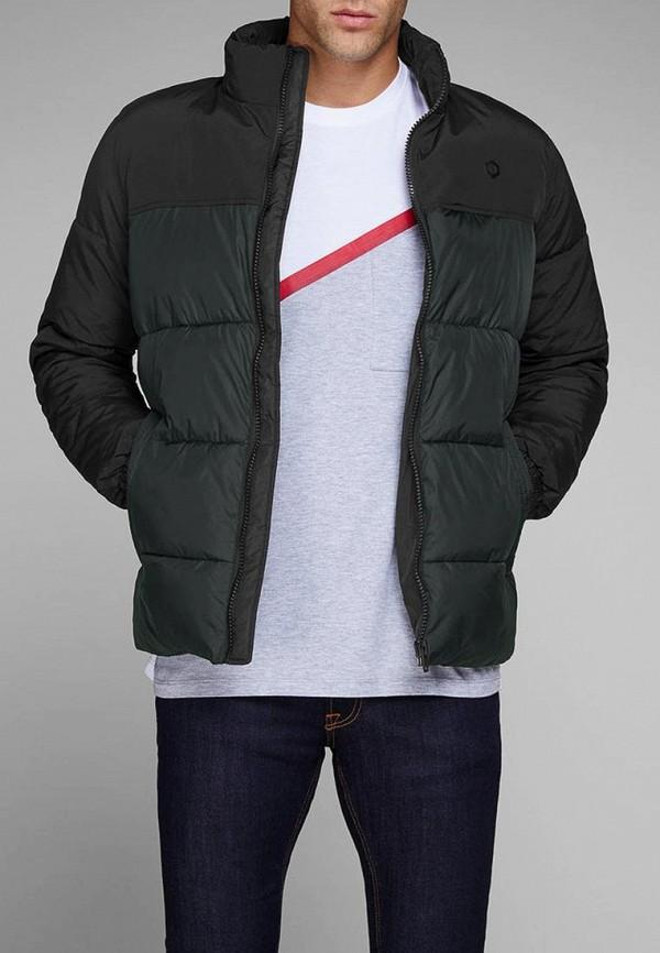 Купить Куртка утепленная Jack & Jones, JA391EMBZMK1, черный, Осень-зима 2018/2019