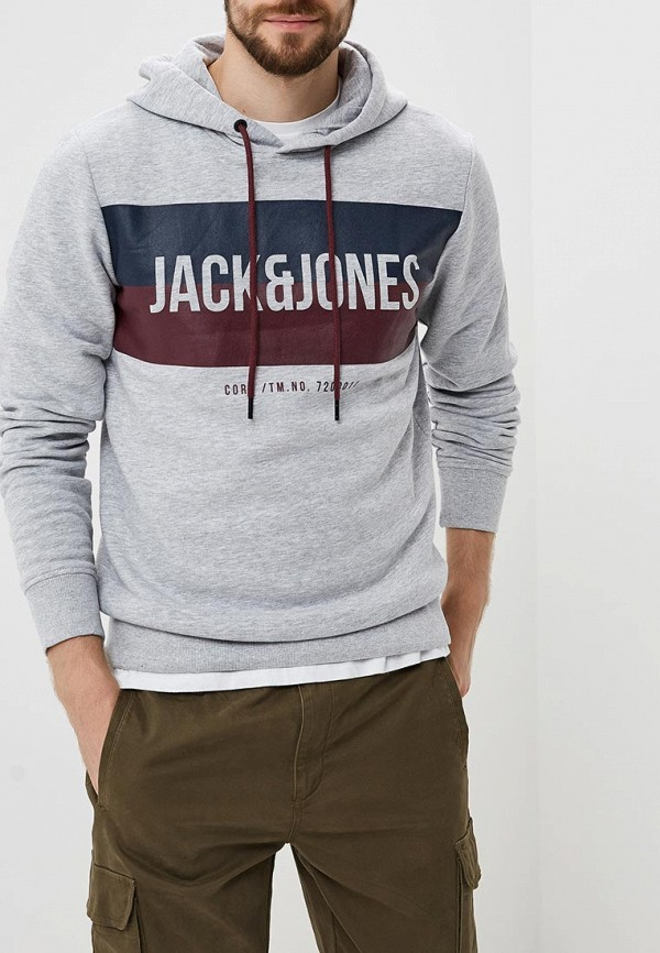 Худи Jack & Jones Jack & Jones JA391EMBZMP5 худи