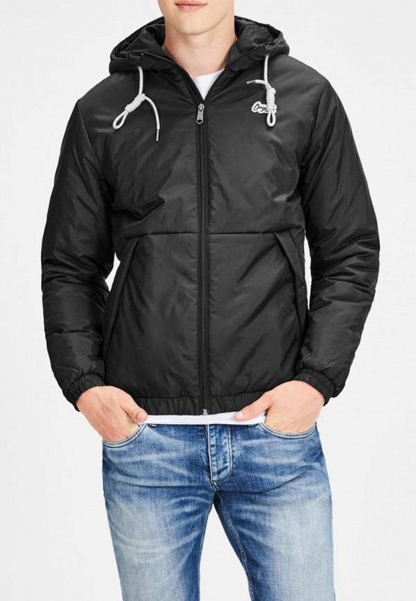 Купить Куртка утепленная Jack & Jones, ja391embzmt5, черный, Осень-зима 2018/2019