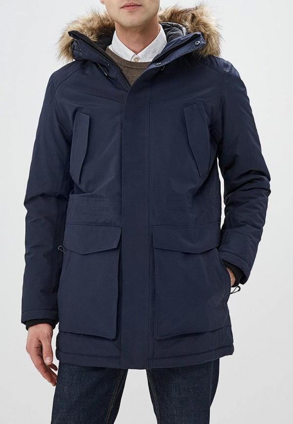 Купить Куртка утепленная Jack & Jones, ja391embzmu3, синий, Осень-зима 2018/2019