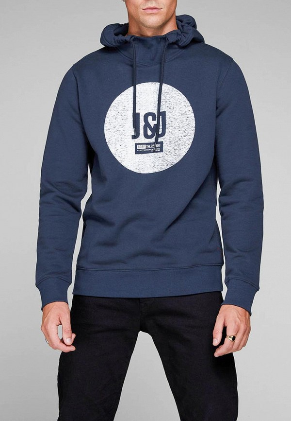 Худи Jack & Jones Jack & Jones JA391EMBZRI5 худи print bar cs go asiimov black