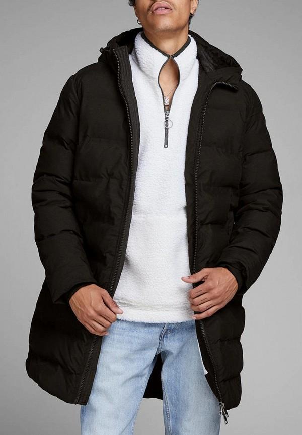 Купить Куртка утепленная Jack & Jones, ja391embzrk3, черный, Осень-зима 2018/2019