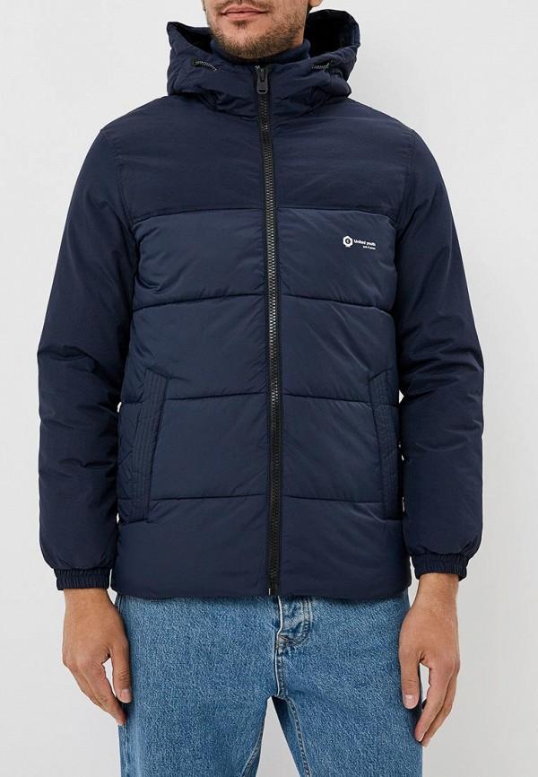 Купить Куртка утепленная Jack & Jones, ja391embzrl4, синий, Осень-зима 2018/2019