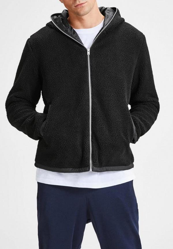 Купить Куртка утепленная Jack & Jones, JA391EMBZRQ4, черный, Осень-зима 2018/2019
