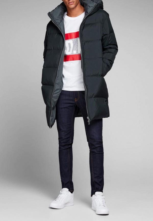 Купить Куртка утепленная Jack & Jones, ja391embzrt9, черный, Осень-зима 2018/2019