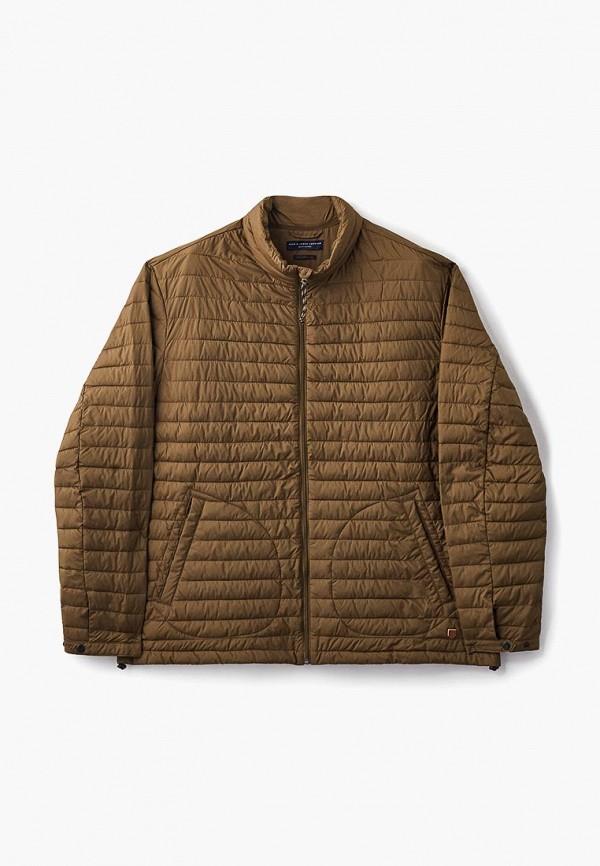 Купить Куртка утепленная Jack & Jones, JA391EMBZWP8, коричневый, Осень-зима 2018/2019