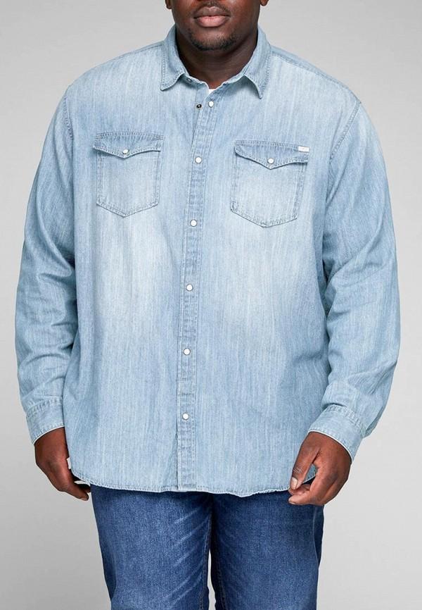Рубашка джинсовая Jack & Jones Jack & Jones JA391EMBZWT0 рубашка jack