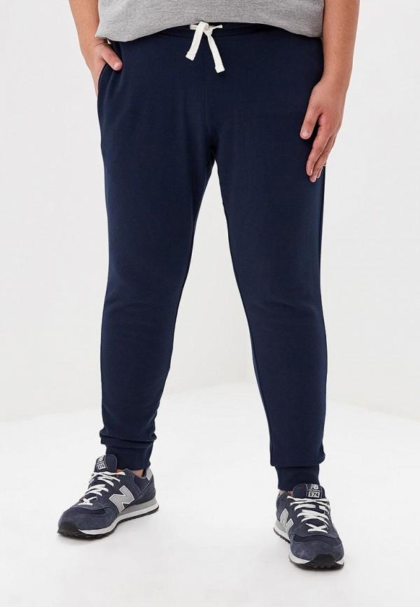 мужские спортивные спортивные брюки jack & jones, синие