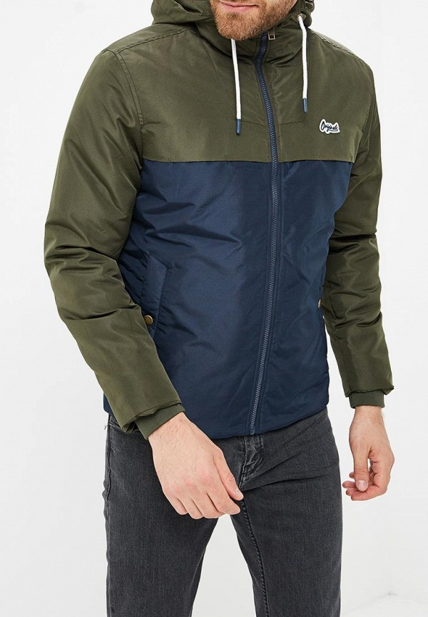 Купить Куртка утепленная Jack & Jones, JA391EMCMQW7, синий, Осень-зима 2018/2019
