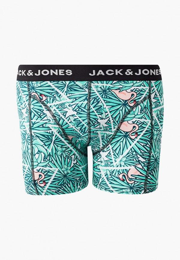 Купить Трусы Jack & Jones, ja391emdkeb2, зеленый, Весна-лето 2019