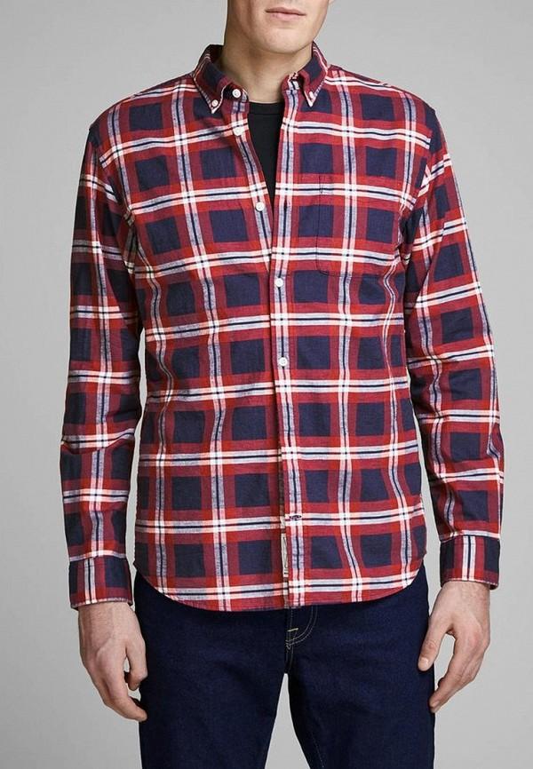 Рубашка Jack & Jones, ja391emdkec3, разноцветный, Весна-лето 2019  - купить со скидкой