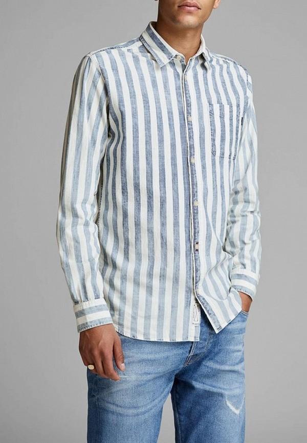 цена Рубашка Jack & Jones Jack & Jones JA391EMDKEG2 онлайн в 2017 году