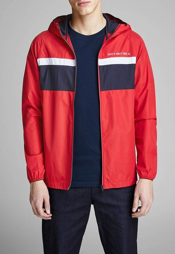 Купить Куртка Jack & Jones, ja391emdkfd3, красный, Весна-лето 2019