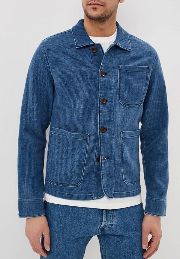 Пиджак Jack & Jones, ja391emdkfm8, синий, Весна-лето 2019  - купить со скидкой