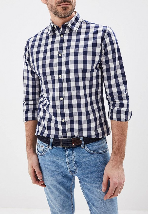 Купить Рубашка Jack & Jones, ja391emdnns2, синий, Весна-лето 2019