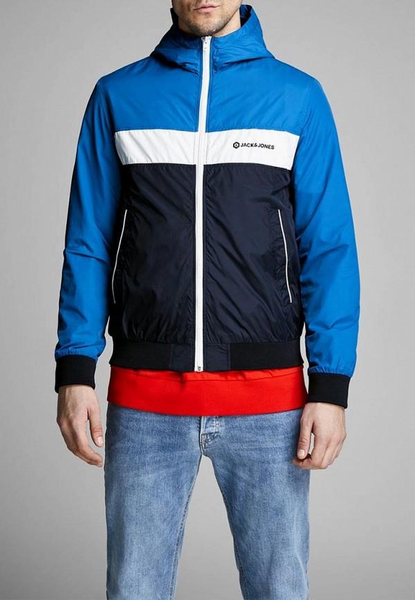 Купить Куртка Jack & Jones, ja391emdnol1, синий, Весна-лето 2019