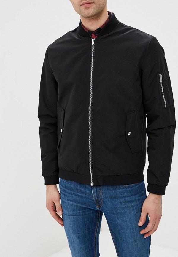 Купить Куртка Jack & Jones, ja391emdnol5, черный, Весна-лето 2019