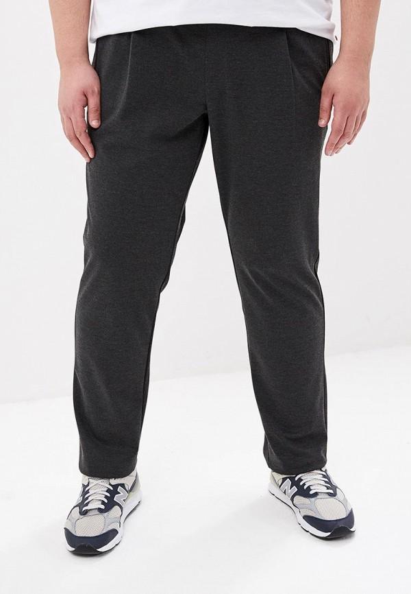 мужские спортивные брюки jack & jones, серые