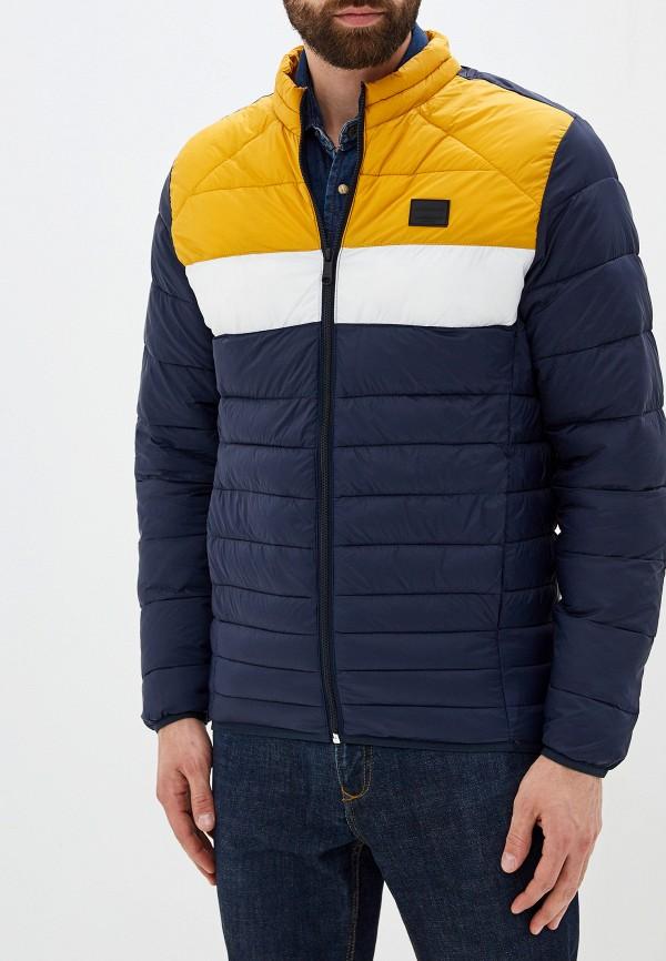 мужская куртка jack & jones, разноцветная